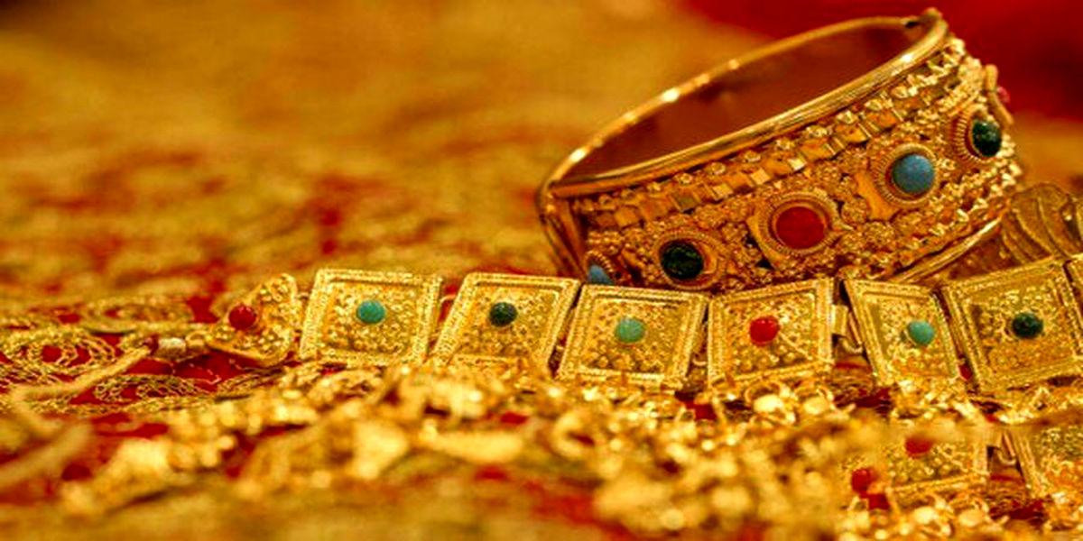 قیمت طلا امروز 17 مهر 1400| عقب نشینی قیمت طلا