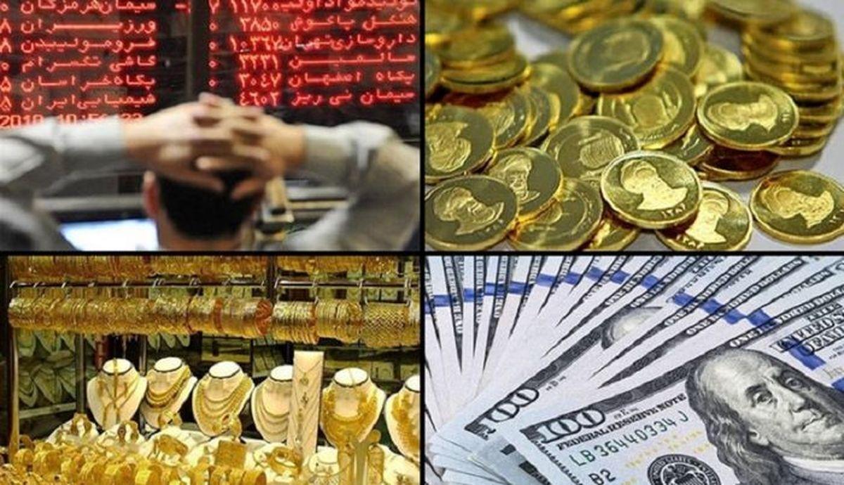سکه بازار کم بازده هفته گذشته