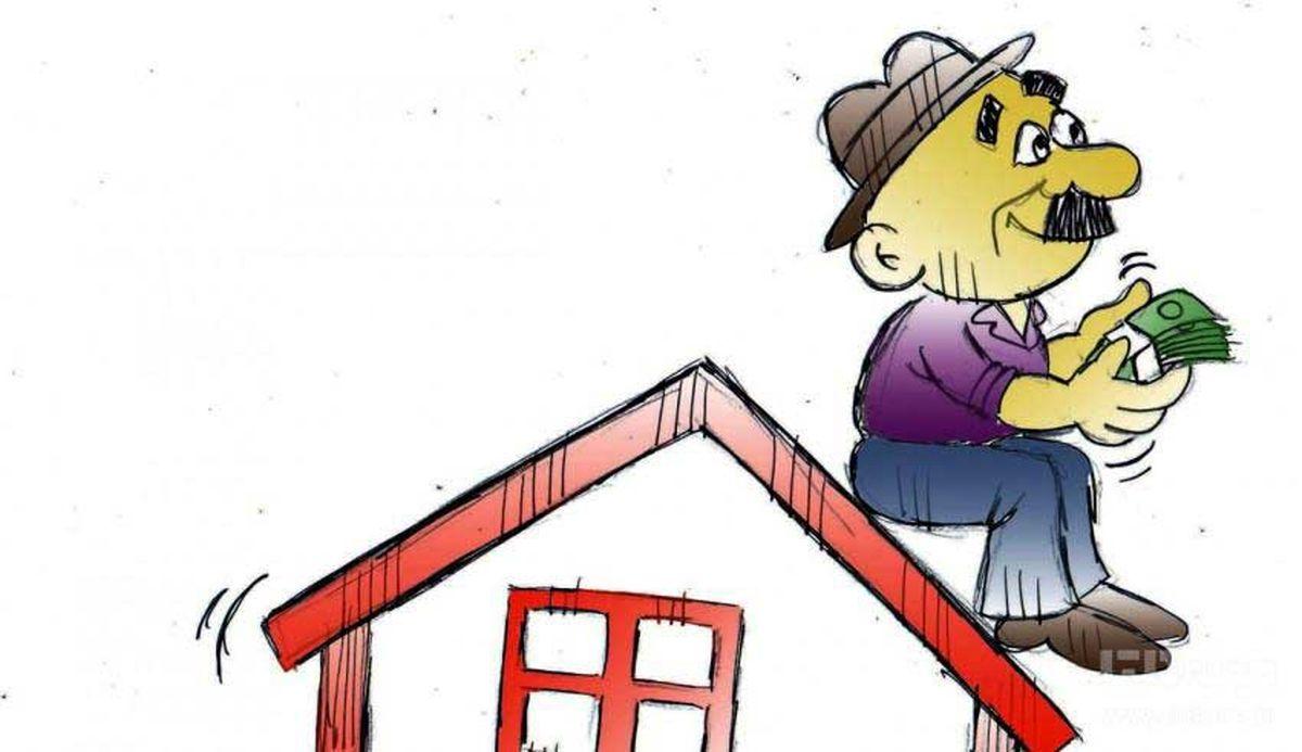نرخ اجاره شوک جدید به مستاجران  اجاره جیب مستاجران را خالی کرد