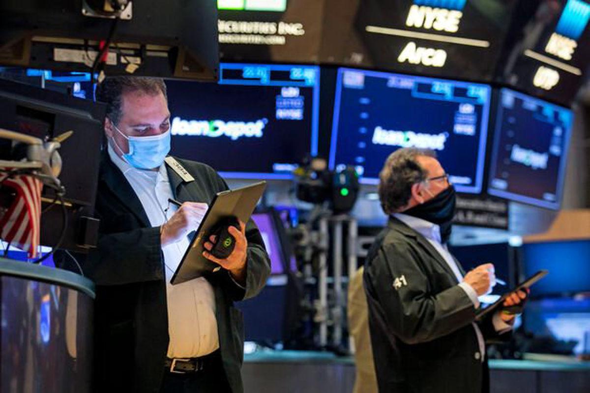 بازار سهام آمریکا صعودی شد