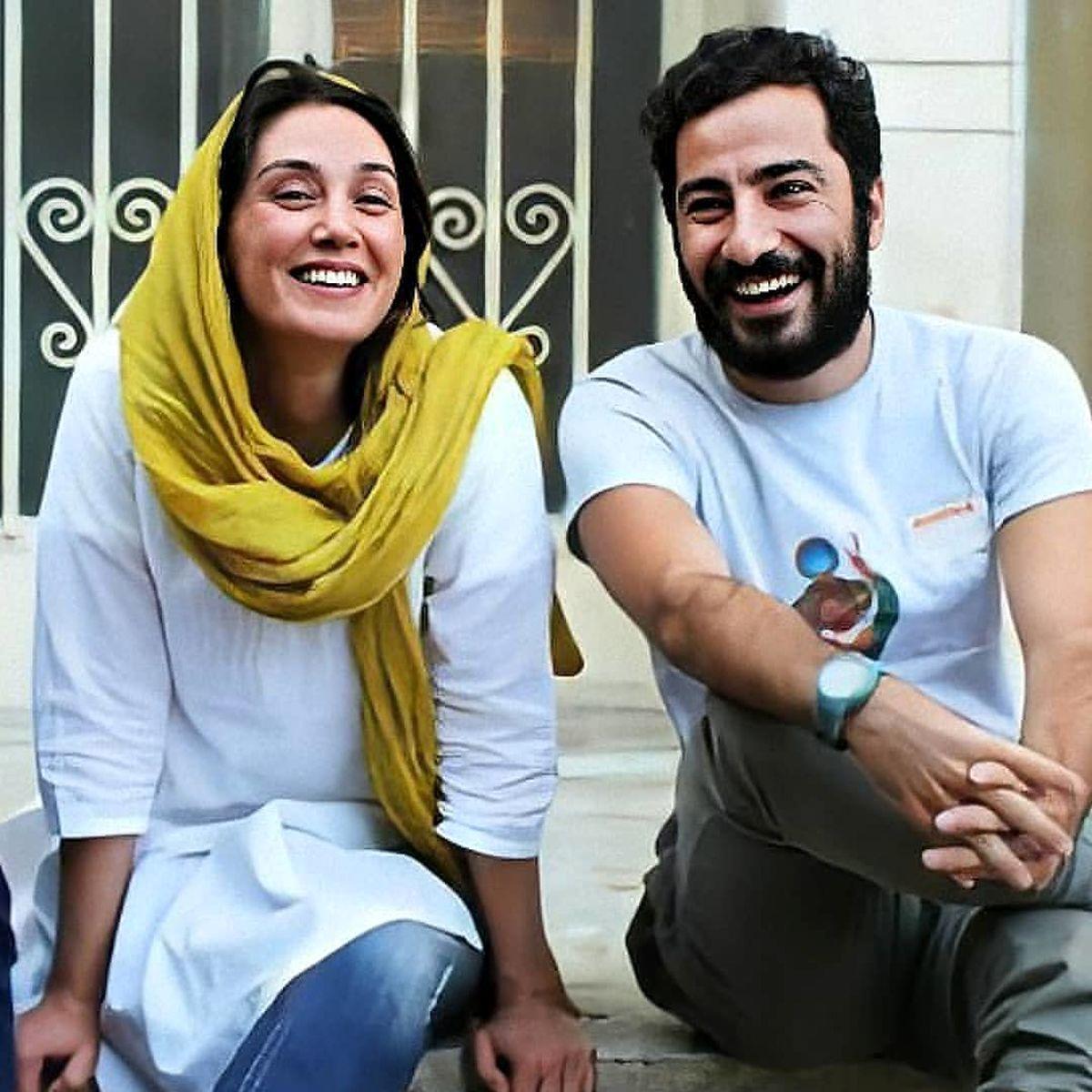 تصاویر تولد جنجالی هدیه تهرانی