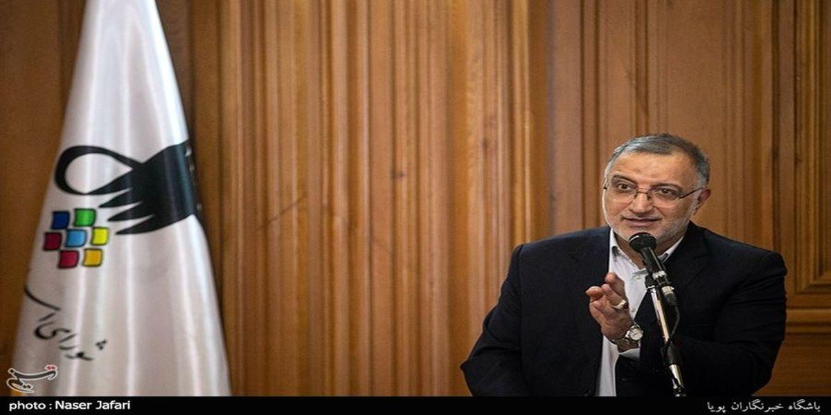 زاکانی کلید شهر را در دست گرفت| کارنامه کاری شهردار جدید