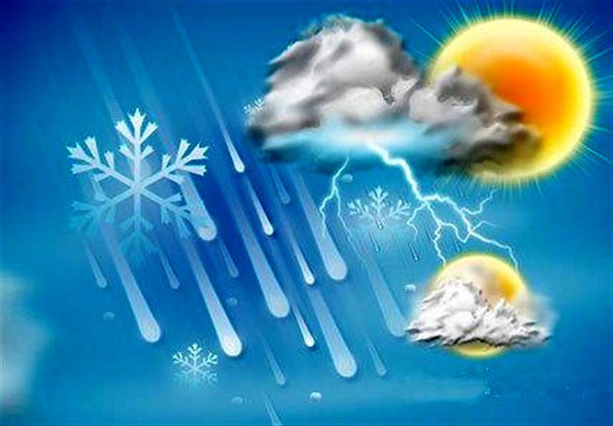 هواشناسی امروز 26 مرداد 1400 + جزئیات