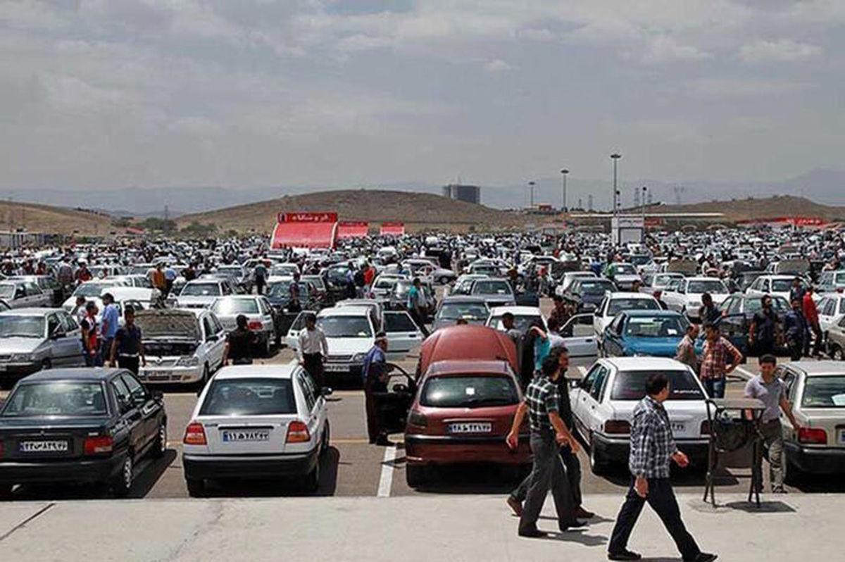 قیمت خودرو امروز 20 مهر 1400  اختلاف 100 میلیونی قیمت خودرو در نمایشگاه ها